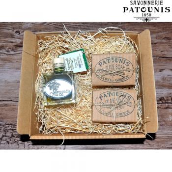 patounis sparpaket oliven lseife gr ne olivenseife oliven palmkernseife je 2 st ck. Black Bedroom Furniture Sets. Home Design Ideas